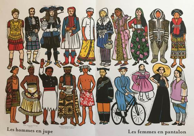 costumes jollivet